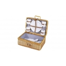 Cos pentru picnic, 4 pe... - Obiecte personalizate
