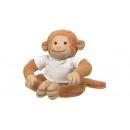 Maimuta de jucarie - obiecte personalizate