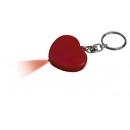 Breloc in forma de inima - Obiecte personalizate