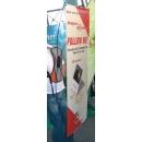 X-banner portabil - obiecte personalizate